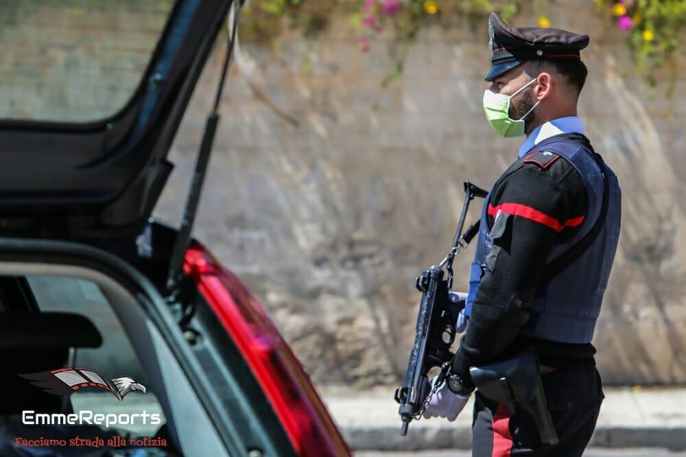 """Operazione """"Mani a posto"""" Palermo"""