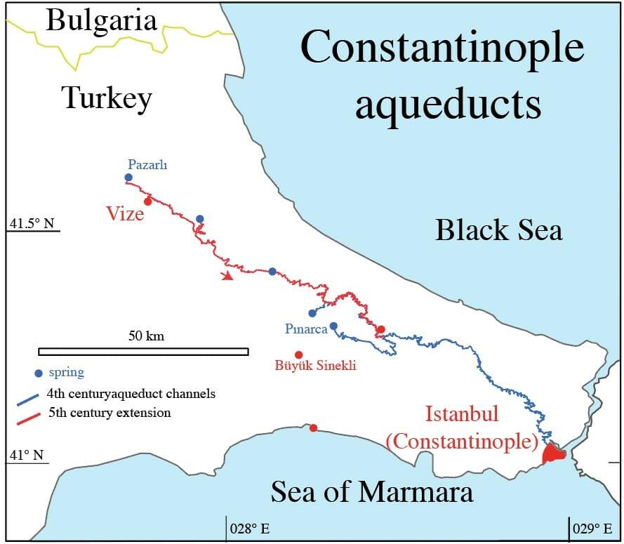 Acquedotto di Costantinopoli:2