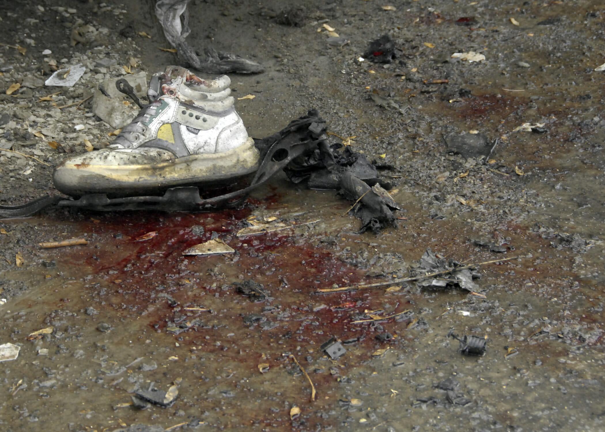 attentato scuola Kabul