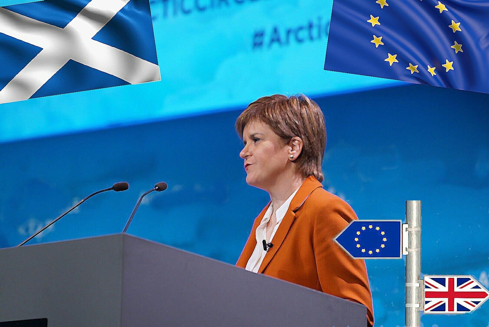 Scozia alle urne