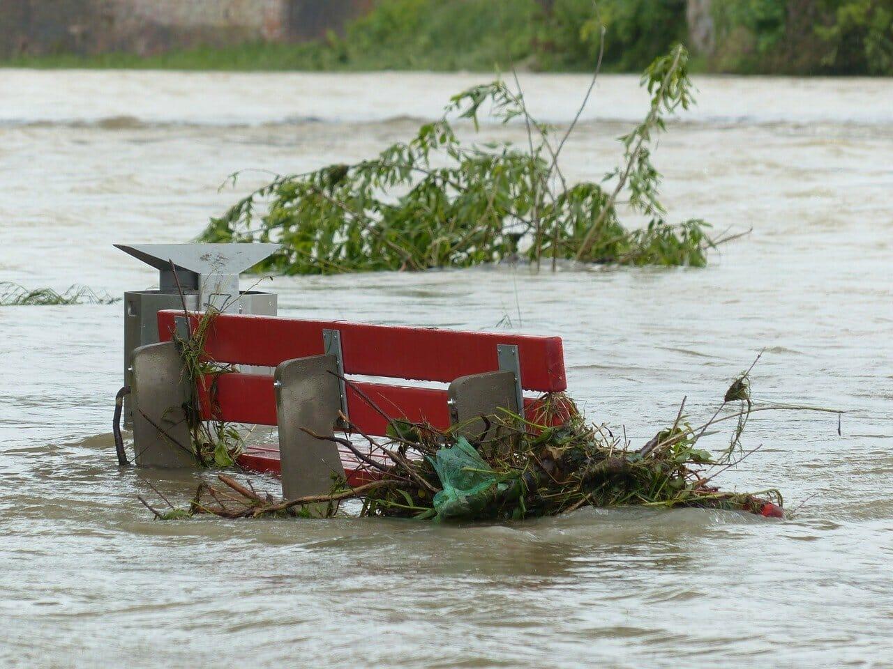 aumento delle inondazioni