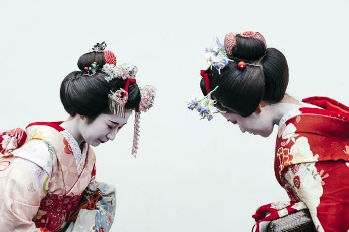 cortesia e rispetto giapponese