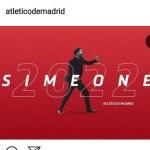 Simeone rinnova