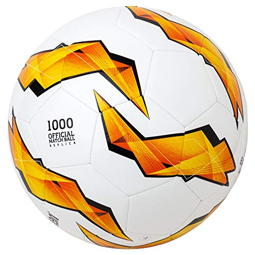 Molten Replica dell UEFA Europa League1000Modello Official Match Ball Unisex F5U1000G18 Orange Taglia 5