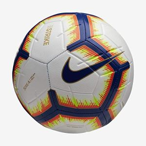 Nike Pallone Strike Serie A Calcio Unisex Adulto BiancoBright MangoRoyal BlueRoyal Blue 5