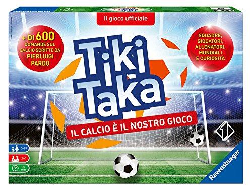 Ravensburger Italy Tiki Taka Il Calcio Gioco di societ 26791