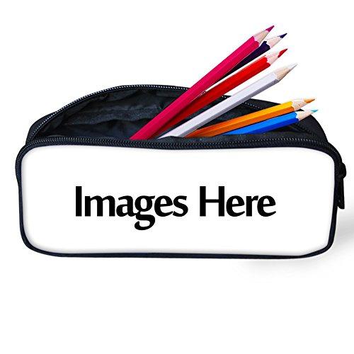 abbracci idea calcio stampa di matita penna bag cancelleria per scuola 22x45x11CM Football1
