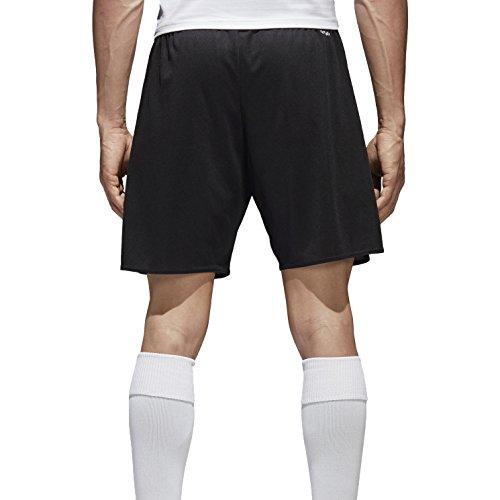 Adidas Parma 16 SHO Pantaloncini Uomo Nero BlackWhite L