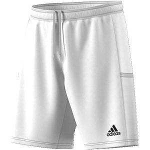 Adidas T19 KN SHO M Pantaloncini Sportivi Uomo Bianco White XL