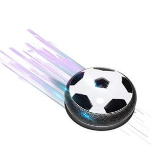 BEST DIRECT Glyde Ball As Seen on TV Palla da Calcio Football Gioco per Bambini Giocare a Pallone in Casa Fluorescente Luci LED Effetto Fluo Luce di Notte per Bambini di 5 6 7 8 9 10 Anni e Oltre