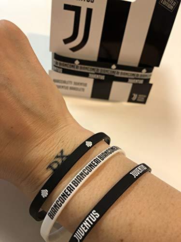 calendario JUVENTUS 2020 prodotto ufficiale cm 29x42  Tris braccialetti in silicone