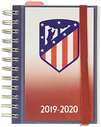 ERIK  Diario Scuola Ufficiale con Planner Giornaliero 20192020 10 Mesi  Atletico Madrid