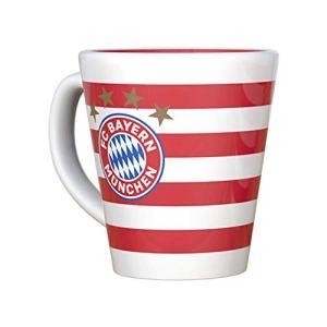 FC Bayern Mnchen  Tazza a righe rossobianco Taglia unica