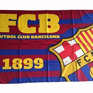 FCB Barcellona bandiera 100x140cm ufficiale