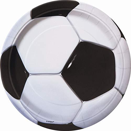 football party Pallone da calcio per bambini Compleanno da calcio per 16 ospiti