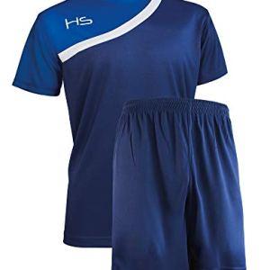 HS  Completo Sportivo Energy Maglia Manica Corta e Pantaloncino per Uomo e Donna