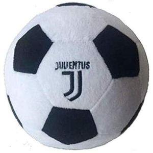 Juventus Palla di Peluche Juve Ufficiale Pallone Misura Diametro 16 cm PALPELJU26634