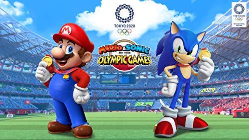 Mario  Sonic ai Giochi Olimpici di Tokyo 2020  Nintendo Switch