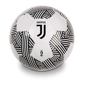 Mondo Toys  Pallone da Calcio cucito FC Juventus Pro  size 2  150 g  Colore bianconero  13414