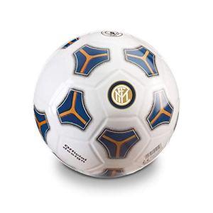 Mondo Toys  Pallone da Calcio FC Internazionale di Milano  pvc per bambinabambino  Tango PVC  Colore neroazzurrobianco  02073
