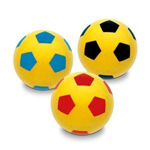 Mondo Toys   Pallone di spugna per bambini  palla morbida per giocare in casa  07851