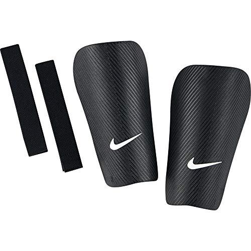 Nike J CE Parastinchi da Calcio Unisex Adulto BlackWhite M