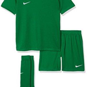 Nike LK NK DRY PARK KIT SET K Completo Calcio Bambino pine greenpine greenwhite S