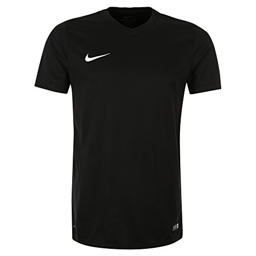 Nike Park VI Maglietta Uomo Nero BlackWhite XL