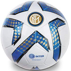 Pallone Inter Ufficiale Palla Mondo in Cuoio Misura 2 Size Mini Piccolo FCInternazionale PALINCUPIC782