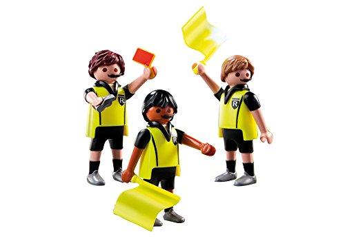 Playmobil squadra di arbitri confezione in busta di plastica codice articolo 9824