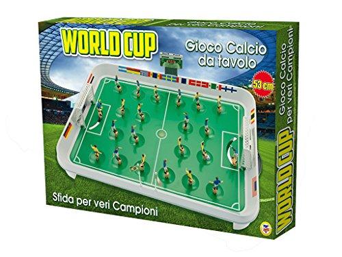 Teorema World Cup Gioco da Tavolo Multicolore 60931