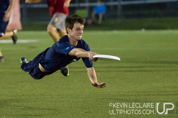 UltiPhotos: Saturday Semifinal Highlights - 2013 USAU US Open &emdash; US Open 2013 -- Saturday Revolver v. Doublewide Men's Semi