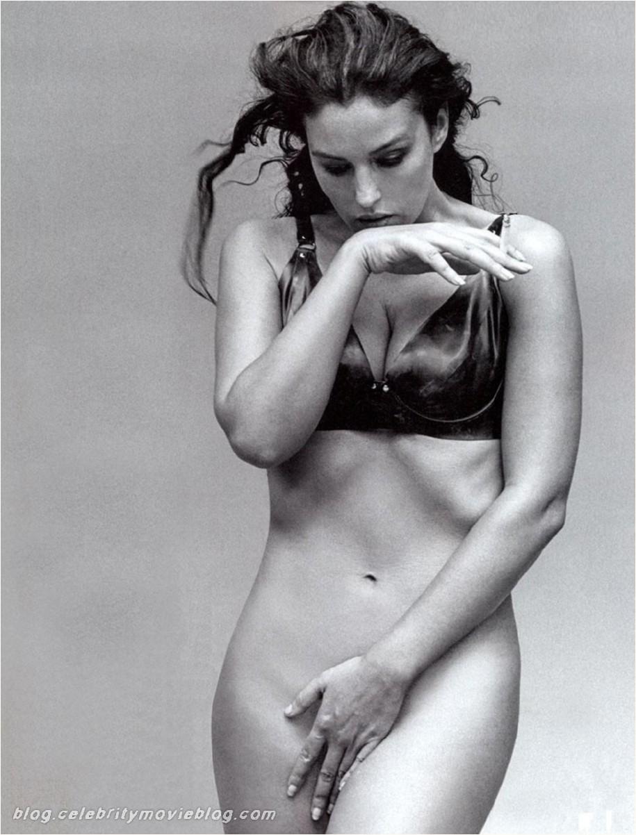 Monica Bellucci Celebrity Sex Toons Sinful Comics Dot