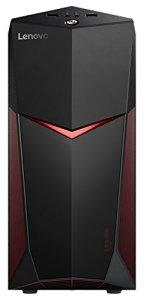 Lenovo Legion Y520T-25IKL ES Unité centrale noir Gamer (Intel Core i5, 8 Go de RAM, 1 To, Nvidia GeForce GTX1050Ti, Windows 10 Home)