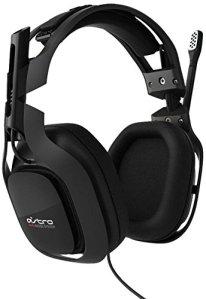 ASTRO Gaming A40 Casque Gaming pour PC & MAC Noir