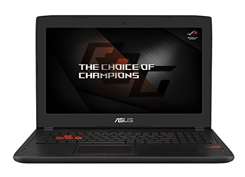 ASUS ROG G502VS-FY275T PC Portable Gamer 15″ Full HD Gris (Intel Core i7, 8 Go de RAM, Disque Dur 1 to + SSD 128 Go, Nvidia GeForce GTX 1070 8G, Windows 10)