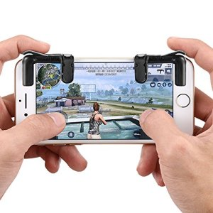 Renbpolk Mobile Phone Gamepad,Gaming Joystick Controller for Touch Screen Phone Legend Game and More