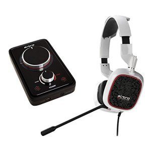 Astro Gaming A30 MixAmpDolby 7.1 Casque Gaming Blanc