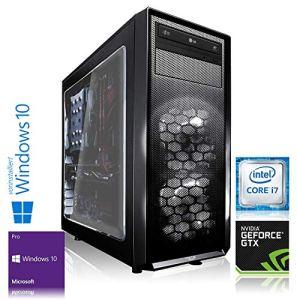 Memory PC Gaming PC i9-9900K 3.60GHz 8X | 64 Go DDR4 RAM | 500 Go SSD M.2 970 Evo + 4000 Go HDD | NVIDIA RTX 2080 Ti 11FR
