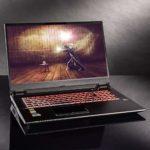 NEXOC GB7 727IG 20V1 Ordinateur portable Gaming 32GB RAM / 500GB SSD, 1TB HDD Windows 10 Pro