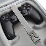 Aproca Dur Voyage Étui de Rigide Housse Cas pour Sony Playstation 4 Slim (PS4 Slim)