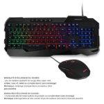 Megaport Super Méga Pack – PC Gamer Complet 6-Core AMD Ryzen 5 • Ecran LED 24″ • Claviers de Jeu et Souris • GeForce GTX1060 6Go • 16Go • 240Go SSD • 1To • Win10 PC Gaming PC Complet