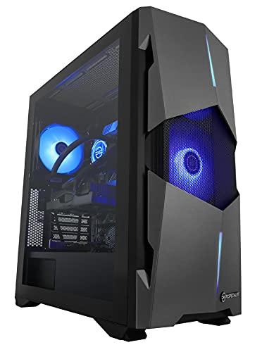 PCSpecialist Prism Elite PC Gamer – AMD Ryzen 5 3600 4,20 GHz 6-Core, 16 Go RAM, 6 Go GeForce RTX 2060, 1TB M.2 SSD