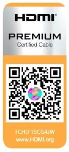 Neues HDMI-Siegel für UHD Support