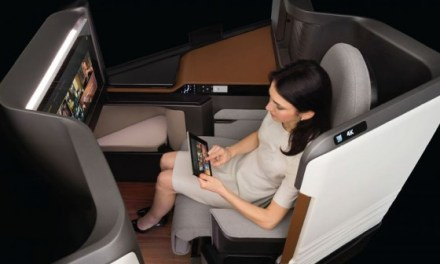 Panasonic: Ultra HD in der Business Class von Airlines