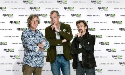 "Amazon Video: Die Serie ""The Grand Tour"" soll im Herbst starten"