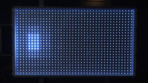 Local Dimming erlaubt es, den Flatscreen partiell abzudunkeln oder aufzuhellen.