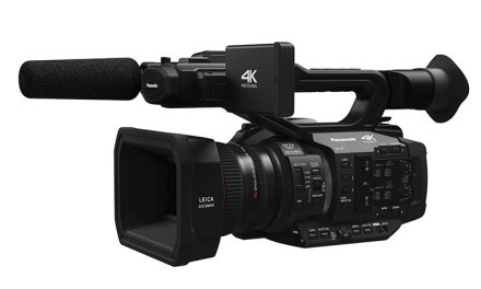 Panasonic HC-X1 Profi Camcorder mit 4K/60p & 20-fachen Zoom   IFA 2016