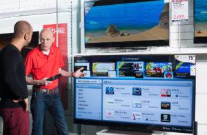 Viele Online-Händler bieten zurzeit Vorjahresmodelle an. Foto: Media-Markt