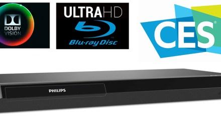 Philips präsentiert auf der CES in Las Vegas Ultra-HD Blu-ray Player mit Dolby Vision und HDR10